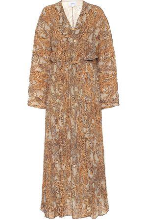 Nanushka Vestido Chul estampado