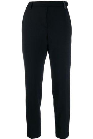 Brunello Cucinelli Pantalones de traje capri
