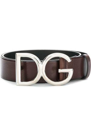 Dolce & Gabbana Cinturón con hebilla con logo