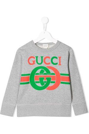 Gucci Sudadera con G entrelazada