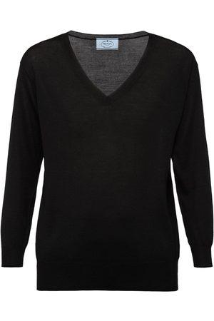 Prada Jersey de lana merina