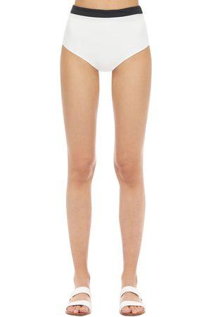"AEXAE | Mujer Braguitas De Bikini ""boy Short"" /negro S"