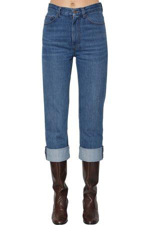 Marc Jacobs | Mujer Jeans De De Algodón Pierna Recta 2