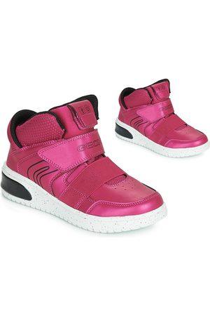 Geox Niña Zapatillas deportivas - Zapatillas altas J XLED GIRL para niña