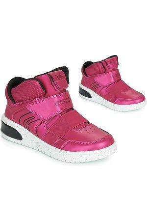 Geox Zapatillas altas J XLED GIRL para niña