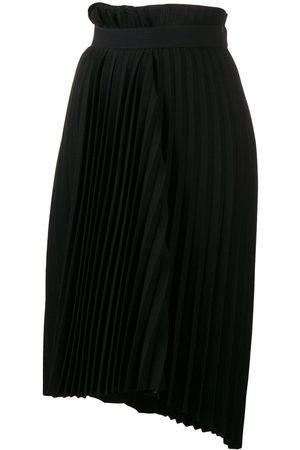 Balenciaga Falda Fancy plisada