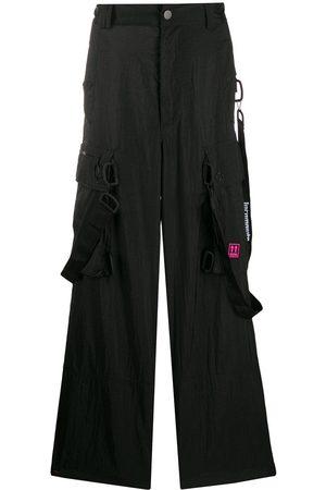 OFF-WHITE Pantalones cargo holgados