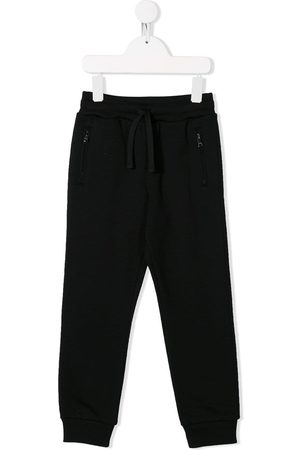 Dolce & Gabbana Chándals - Pantalones de chándal de talle medio