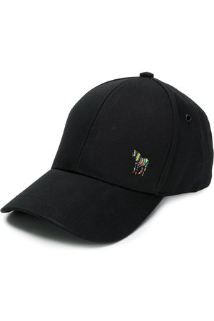 Paul Smith Gorra con detalle de cebra