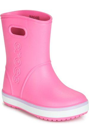Crocs Botas de agua CROCBAND RAIN BOOT K para niña