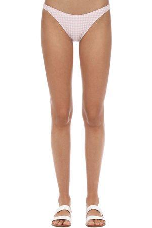 "Solid | Mujer Braguitas De Bikini ""eloise"" /blanco L"