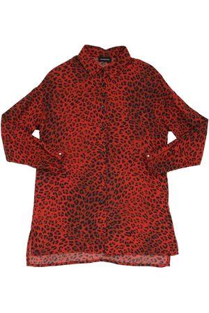MONNALISA | Niña Camisa De Viscosa Con Estampado Animal 14a