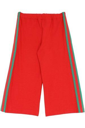 Gucci Pantalones De Jersey Milano