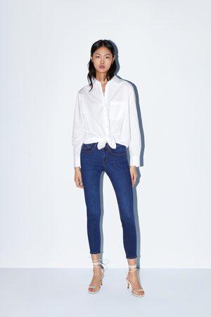 Zara Jeans z1975 mid rise skinny