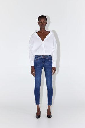Zara Mujer Pitillos - Jeans z1975 mid rise skinny