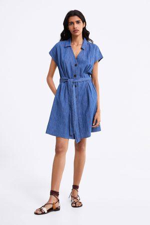 Mujer 36 Productos Vaqueros ¡compara Vestidos Zara De Y Tiendas bgv76Yyf