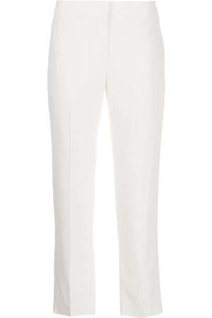Alexander McQueen Pantalones capri de vestir