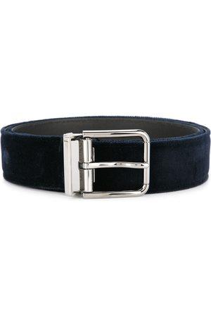 Dolce & Gabbana Hombre Cinturones - Cinturón con cierre con hebilla