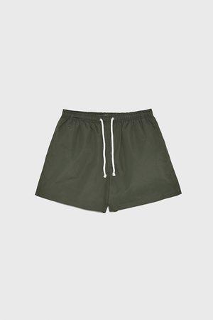 Zara Hombre Shorts de baño - Bañador clásico