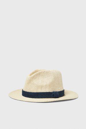 Zara Sombrero cinta combinada