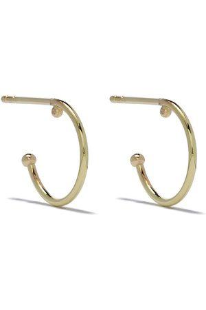 WOUTERS & HENDRIX Pendientes estilo aros pequeños en oro de 18kt