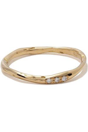 WOUTERS & HENDRIX Anillo en oro de 18kt con diamantes