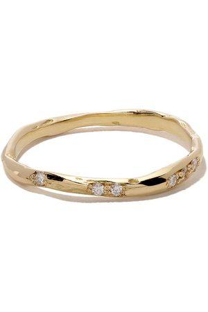 Wouters & Hendrix Gold Anillo en oro de 18kt con diamantes