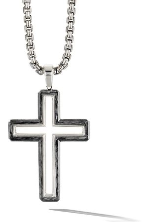 David Yurman Colgante con diseño de cruz