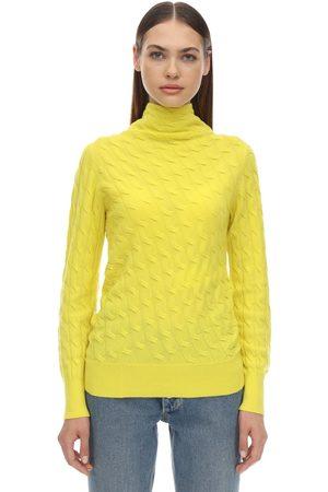 Sportmax | Mujer Suéter De Punto De Cashmere Xs