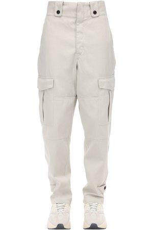 Isabel Marant | Hombre Pantalones Cargo De Algodón 38
