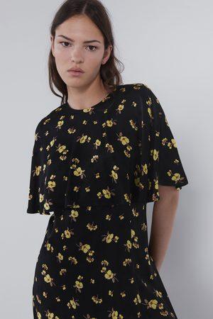 gran surtido Cantidad limitada gama completa de especificaciones Vestido mini estampado floral