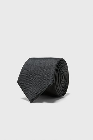 Zara Hombre Corbatas y corbatín - Corbata ancha otomán
