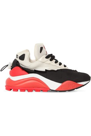FORWARD Sneakers De Nylon Y Malla Bicolor 50mm