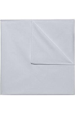 HUGO BOSS Hombre Bufandas y Pañuelos - Pañuelo de bolsillo de popelín de algodón