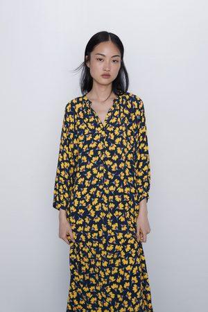 4e20026a4 Vestido largo estampado floral