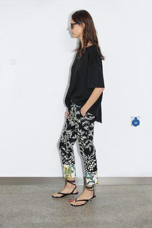 Pantalones Chinos De Zara Para Mujer Fashiola Es