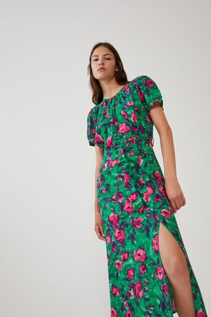 Vestidos Flores 68 Productos ¡compara Color Mujer Verde De Y Compra 1lKJTFc3