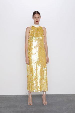 Zara Vestido lentejuelas edición limitada