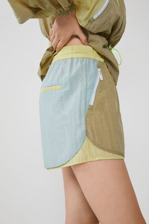 Zara Shorts nylon multicolor