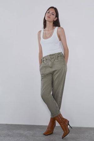 Reino Unido diseñador nuevo y usado moda de lujo Jeans z1975 baggy bolsillos