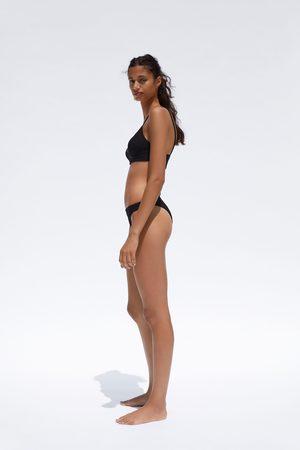 Zara Mujer Bikinis - Top bikini estructura