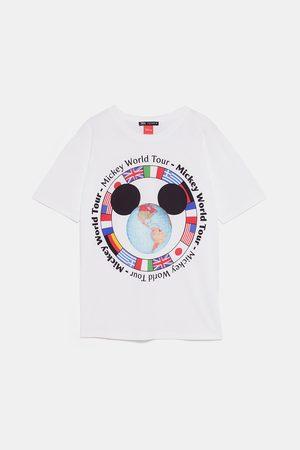 profesional nueva colección gran inventario Camiseta mickey mouse ©disney
