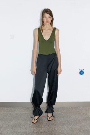 Zara Mujer Bodies - Body tirantes