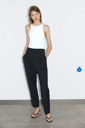 Zara Mujer Bodies - Body cuello halter