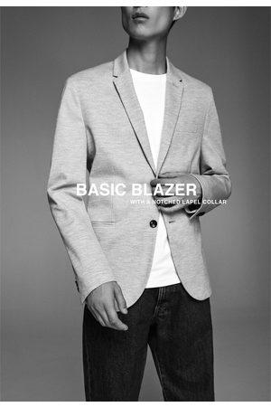 Zara Blazer básica estructura