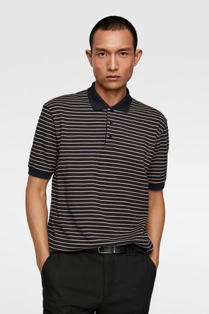 Zara Polo piqué rayas