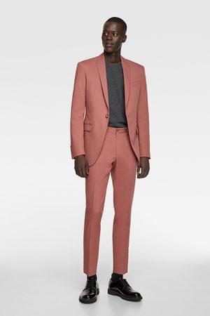 Zara Hombre Blazers - Blazer conjunto color