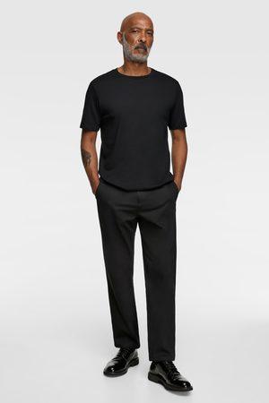 Zara Hombre Camisetas - Camiseta básica regular fit