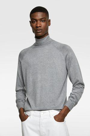Zara Hombre Cuello alto - Jersey cuello alto