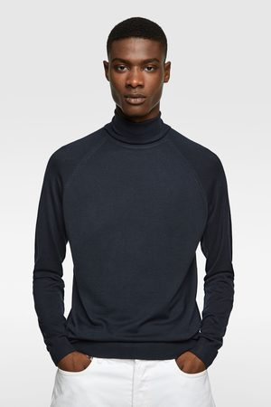 Zara Jersey cuello alto